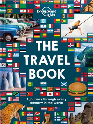 Lonely planet kids: travel book (1st ed)