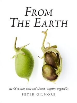 From the earth