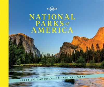 Lonely planet: national parks of america (1st ed)