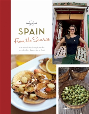 Lonely planet: from the source spain (1st ed)