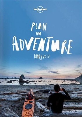 Lonely planet diary planner 2017