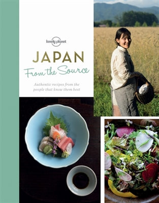Lonely planet: from the source japan (1st ed)