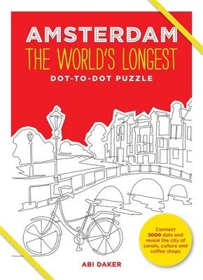 Amsterdam: the world's longest dot-to-dot puzzle