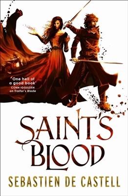 Greatcoats (03): saint's blood