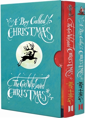 Boy called christmas and the girl who saved christmas (boxed set)