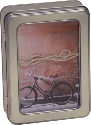 Bike days tinned notecards: 20 cards + envelopes