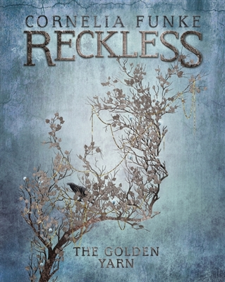 Reckless Golden yarn
