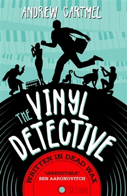 Vinyl detective: written in dead wax