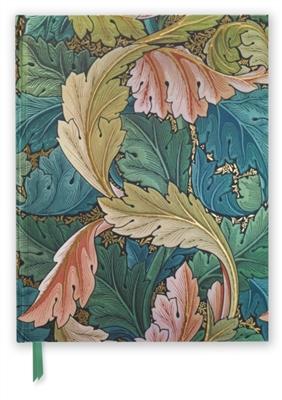 William morris acanthus: luxury sketchbook