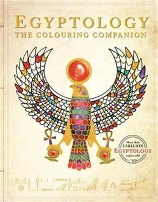 Egyptology the colouring companion