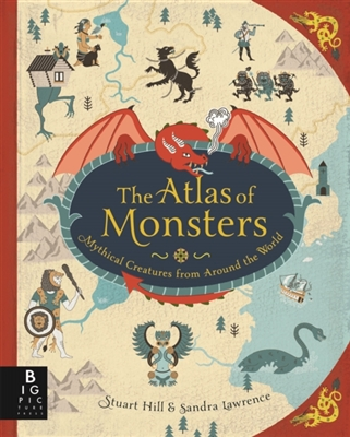Atlas of monsters