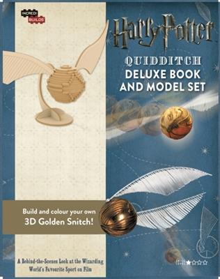 Incredibuilds: harry potter - quidditch