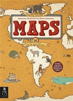 Maps (extended ed)