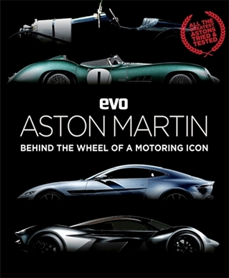 Aston martin: behind the wheel of a motoring icon