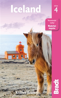 Bradt travel guides Iceland (4th)