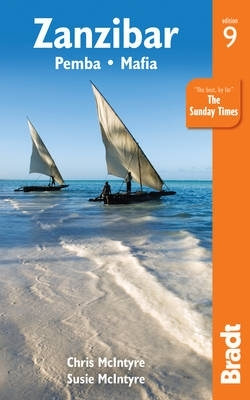 Bradt travel guides Zanzibar (9th ed)