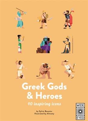 Peoplepedia Greek gods and heroes