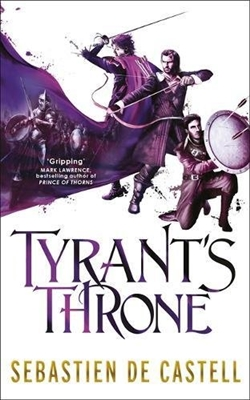 Greatcoats (04): tyrant's throne