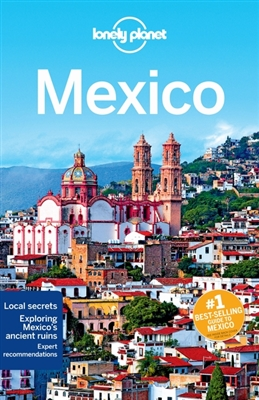 Lonely planet: mexico (15th ed)
