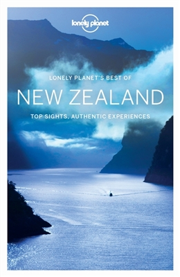 Lonely planet: best of new zealand (1st ed)