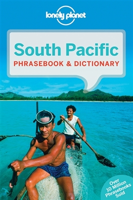 Lonely planet phrasebook: south pacific (3rd ed)