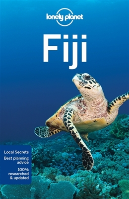 Lonely planet: fiji (10th ed)