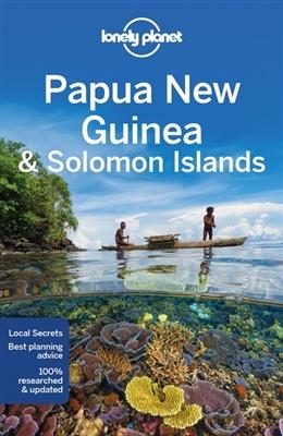 Lonely planet: papua new guinea & solomon islands (10th ed)