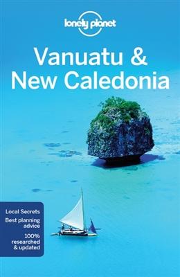 Lonely planet: vanuata & new caledonia (8th ed)