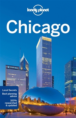 Lonely planet city guide: chicago (8th ed)