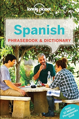 Lonely planet phrasebook: spanish (7th ed)