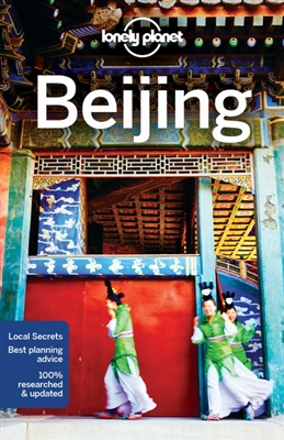 Lonely planet city guide: beijing (11th ed)