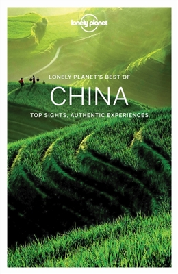 Lonely planet: best of china (1st ed)