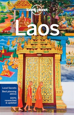 Lonely planet: laos (9th ed)