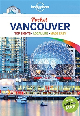 Lonely planet pocket: vancouver (2nd ed)