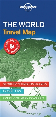 The world travel map 1