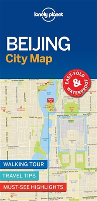 Lonely planet: city map Lonely planet: beijing city map (1st ed)