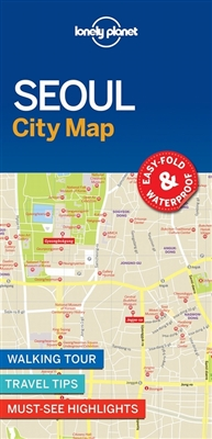Lonely planet: city map Lonely planet: seoul city map (1st ed)