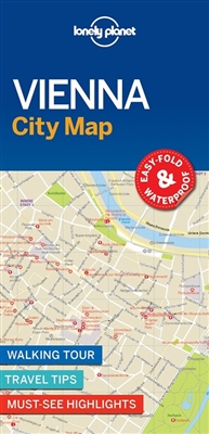 Lonely planet: city map Lonely planet: vienna city map (1st ed)