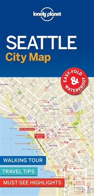 Lonely planet: city map Lonely planet: seattle city map (1st ed)