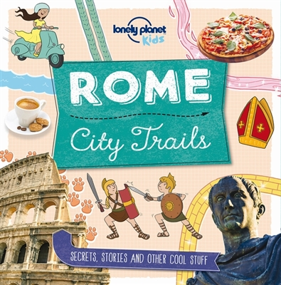 City trails - rome (1st ed)