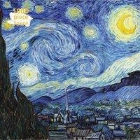 Van gogh: starry night jigsaw: 1000 piece jigsaw