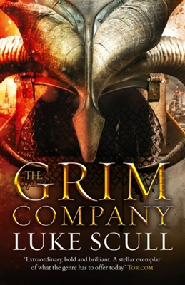 Grim company (01): grim company
