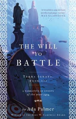 Terra ignota (03): the will to battle