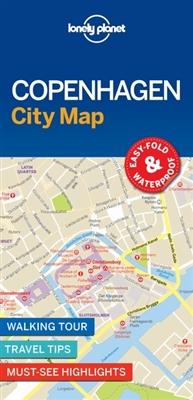 Lonely planet: city map Lonely planet: copenhagen city map (1st ed)