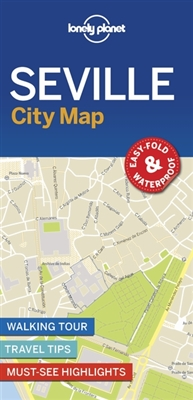 Lonely planet: city map Seville city map (1st ed)