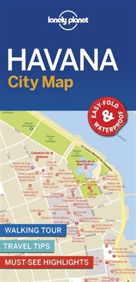 Lonely planet: city map Havana city map (1st ed)