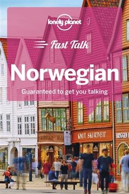 Lonely planet: fast talk norwegian (1st ed)