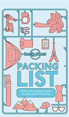 Lonely planet: packing list (1st ed)