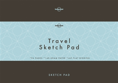 Lonely planet: travel sketch pad (1st ed)
