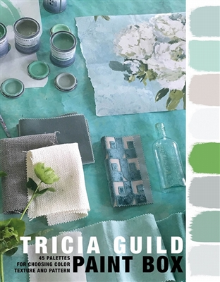 Tricia guild paint box -